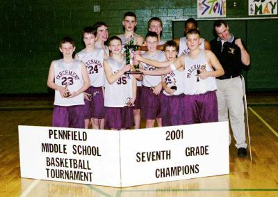 Parchment 7th Grade Team